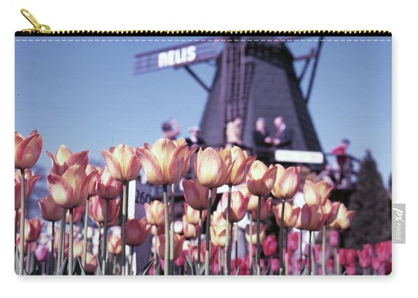 Tulips In Holland Michigan Carry-all Pouch