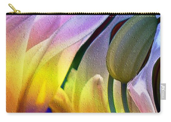 Tulips Secret Carry-all Pouch