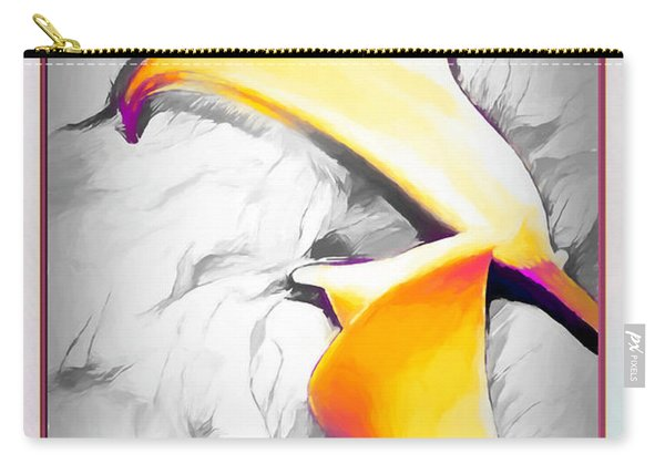 Lilies Lily Carry-all Pouch
