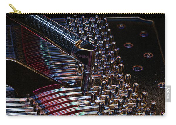 Tuning A Steinway For Jazz Carry-all Pouch