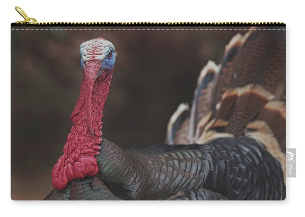 Turkey Carry-all Pouch
