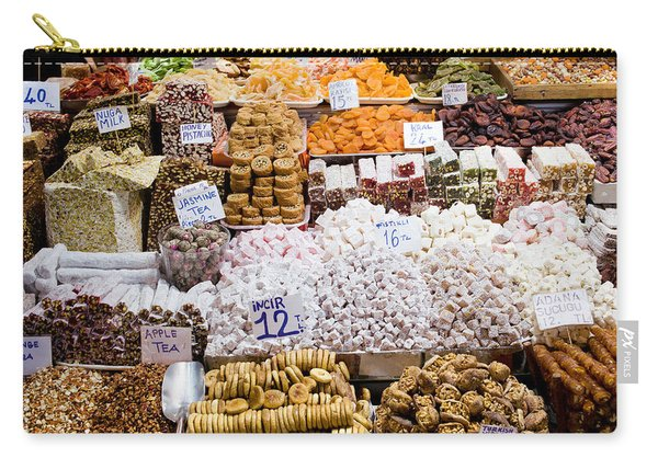 Turkish Delight In Istanbul Carry-all Pouch