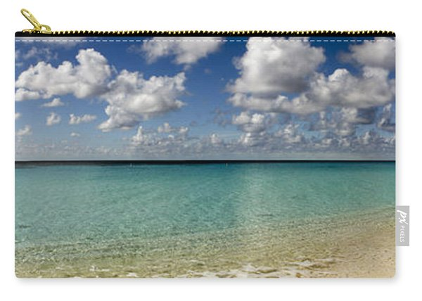 Turks And Caicos Caribbean Carry-all Pouch