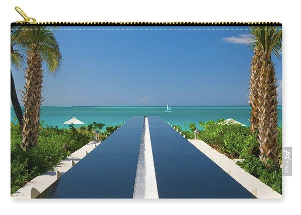 Turks And Caicos Carry-all Pouch