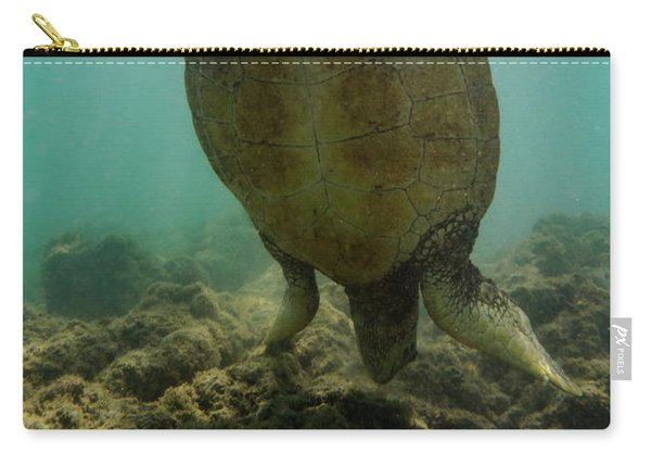 Turtle Handstand Carry-all Pouch