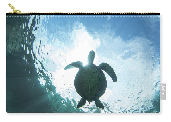 Turtle Light Carry-all Pouch