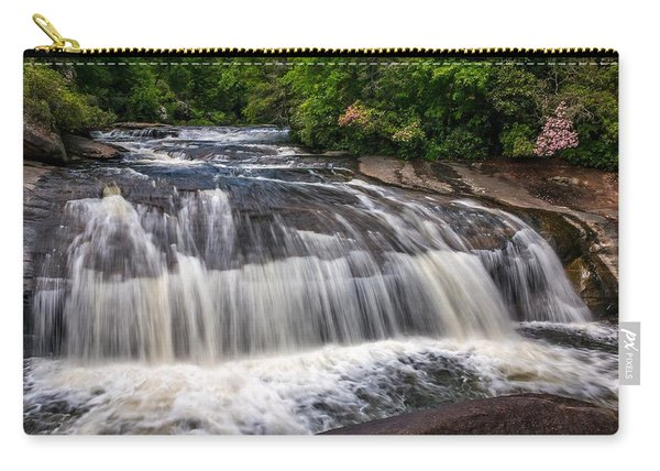 Turtleback Falls Carry-all Pouch