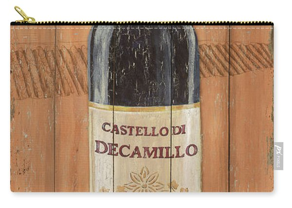 Tuscan Chianti 1 Carry-all Pouch
