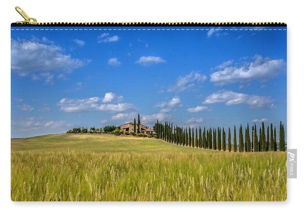 Tuscan Estate 2 Carry-all Pouch