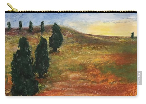 Tuscan Lights Carry-all Pouch