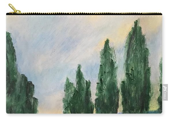 Tuscany Dream Carry-all Pouch