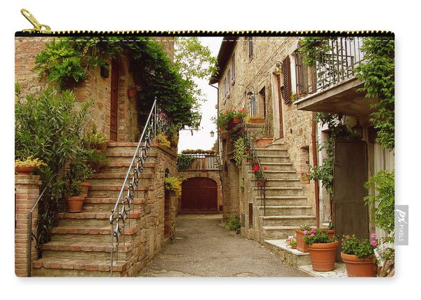 Tuscany Stairways Carry-all Pouch