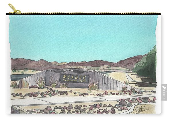 Twentynine Palms Welcome Carry-all Pouch