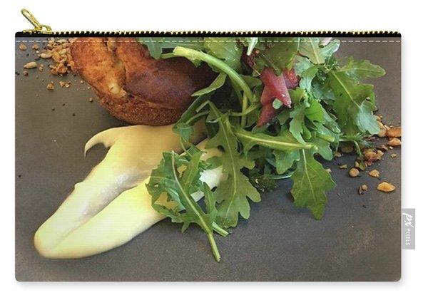 Twice Baked Binham Blue Cheese & Walnut Carry-all Pouch