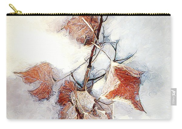 Twigged Carry-all Pouch