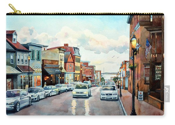 Twilight Annapolis Carry-all Pouch