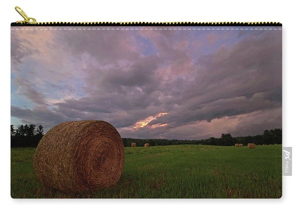 Twilight Hay Bale Carry-all Pouch