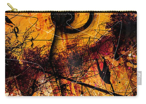 Twilight In E Minor Carry-all Pouch