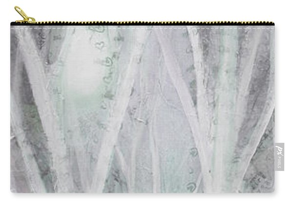 Twilight In Gray I Carry-all Pouch