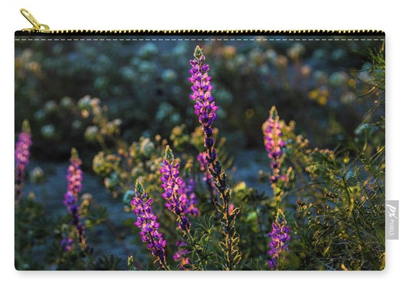 Twilight Lupine Carry-all Pouch