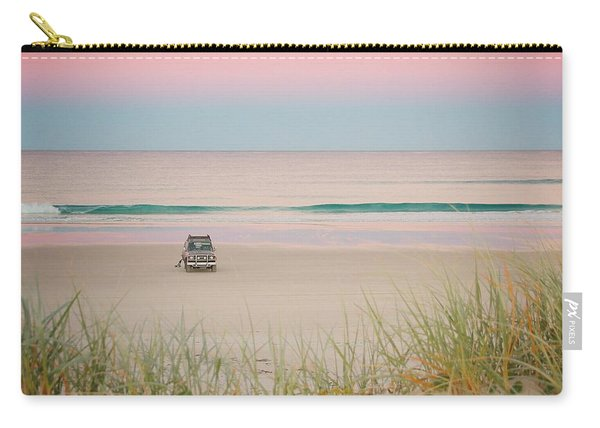 Twilight On The Beach Carry-all Pouch