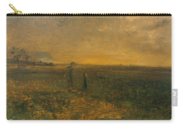 Twilight On The Prairie Carry-all Pouch