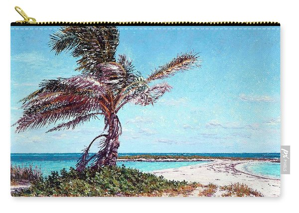 Twin Cove Palm Carry-all Pouch