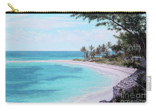 Twin Cove Paradise Carry-all Pouch