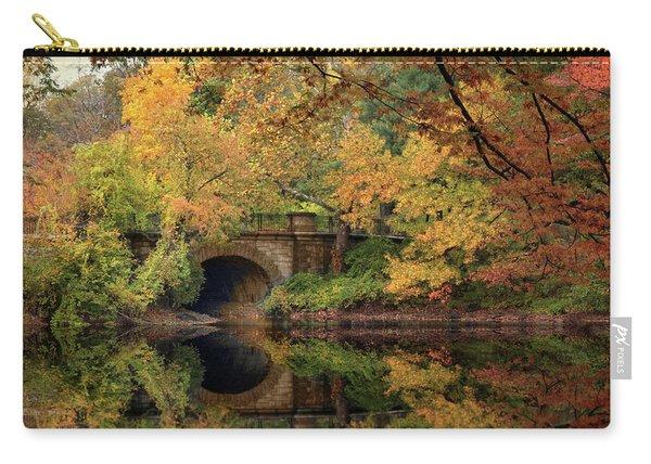 Twin Lake Bridge Carry-all Pouch