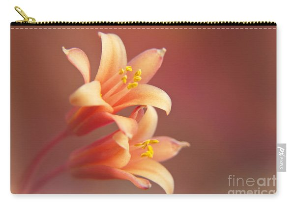 Twin Yucca Flowers Carry-all Pouch
