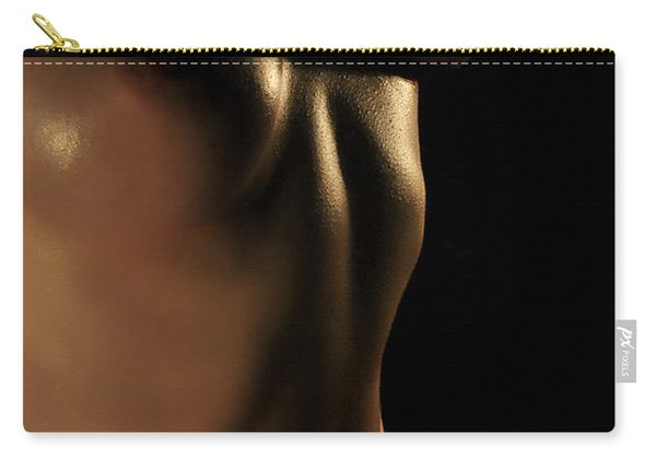 Twins In Darkness Carry-all Pouch