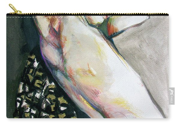 Twisting Towards The Light Carry-all Pouch