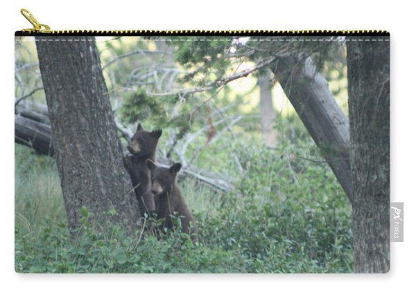 Two Bear Cubs Carry-all Pouch