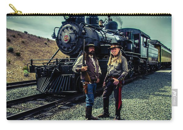 Two Gunfighters Carry-all Pouch