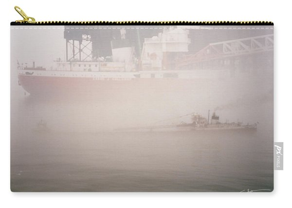 Two Harbors Fog Ship II Carry-all Pouch