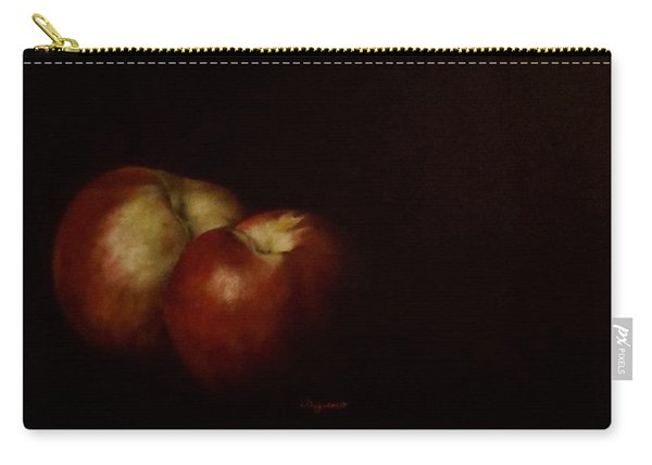 Two Nectarines Carry-all Pouch