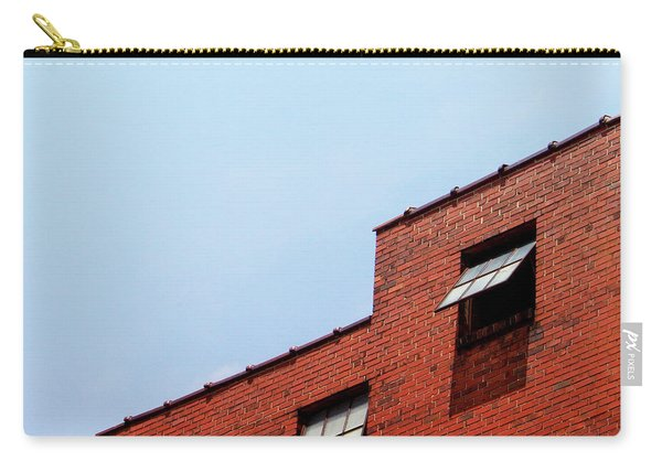 Two Open Windows- Nashville Photography By Linda Woods Carry-all Pouch