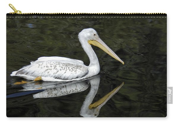 Two Pelicans Carry-all Pouch