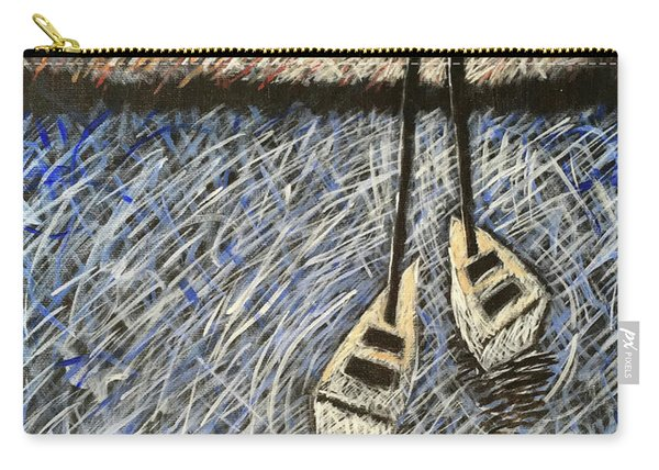 Two Sailboats Carry-all Pouch