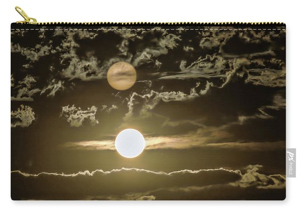 Two Suns Carry-all Pouch