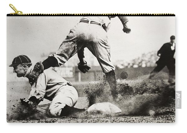 Ty Cobb Gets A Triple Carry-all Pouch