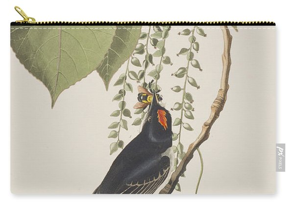 Tyrant Fly Catcher Carry-all Pouch