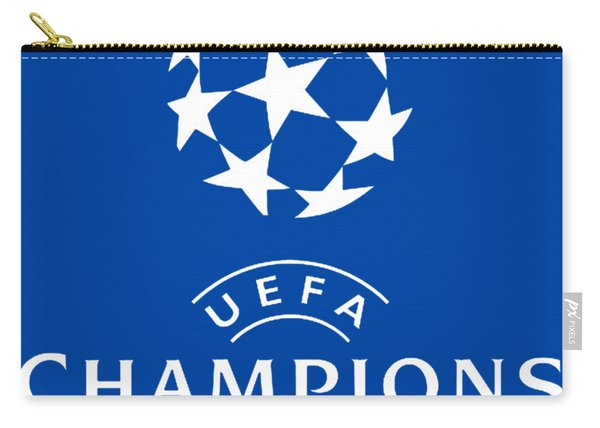 Uefa Champions League Best Logo Carry-all Pouch