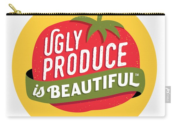 Ugly Produce Is Beautiful Carry-all Pouch
