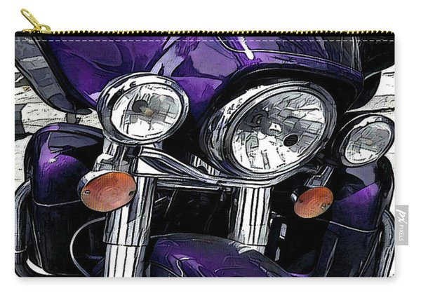 Ultra Purple Carry-all Pouch