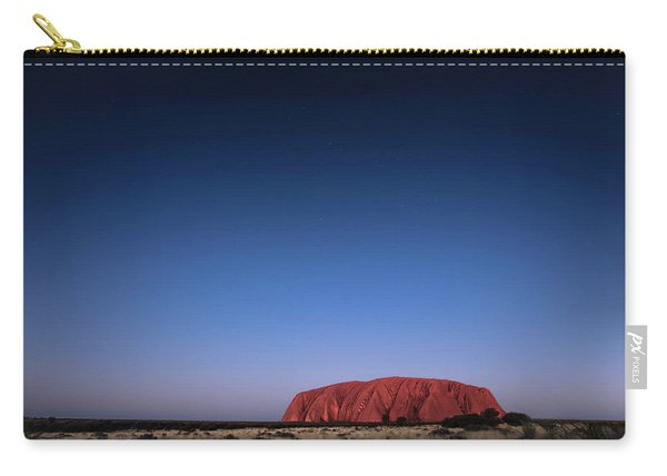 Uluru Starry Night Carry-all Pouch