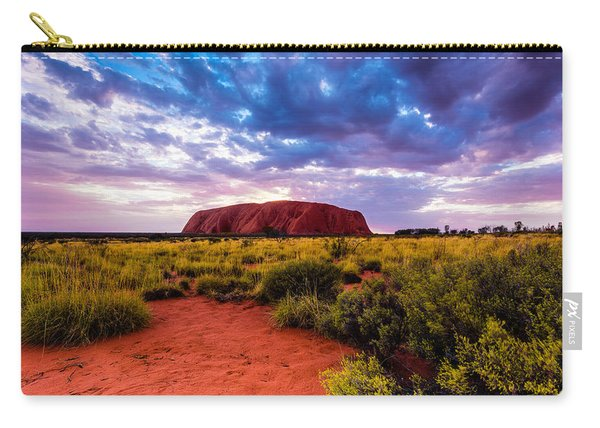 Uluru Carry-all Pouch