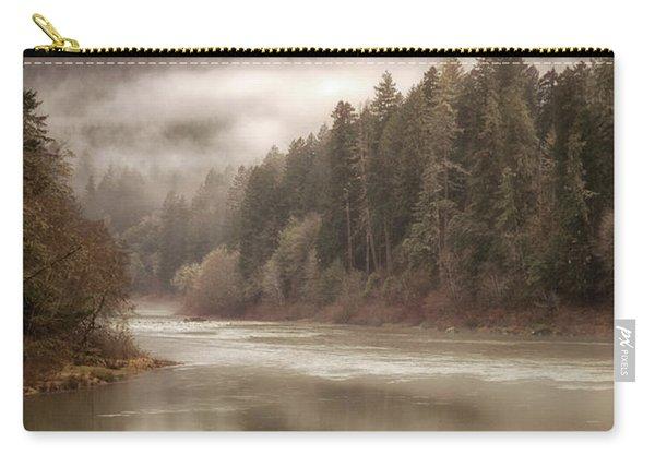 Umpqua River Fog Carry-all Pouch