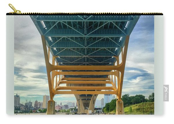 Under The Bridge Downtown Carry-all Pouch
