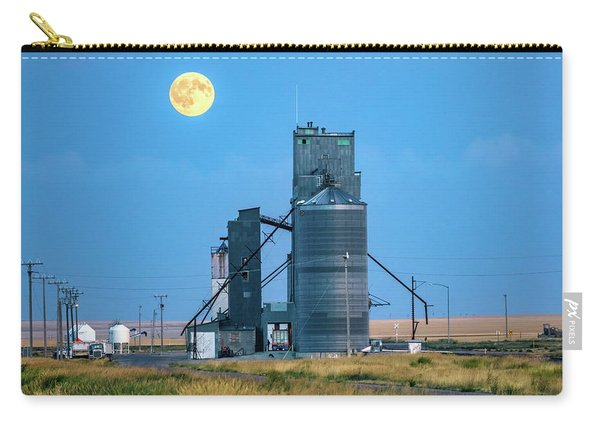 Under The Harvest Moon Carry-all Pouch